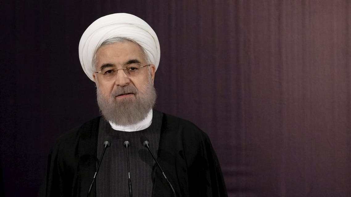'The Islamic republic of Iran... responds with determination to such propaganda by accelerating its legal ballistic missile program'. (File photo: Reuters)