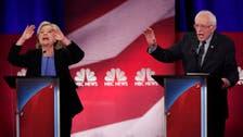 Democrats show feisty side in heated debate