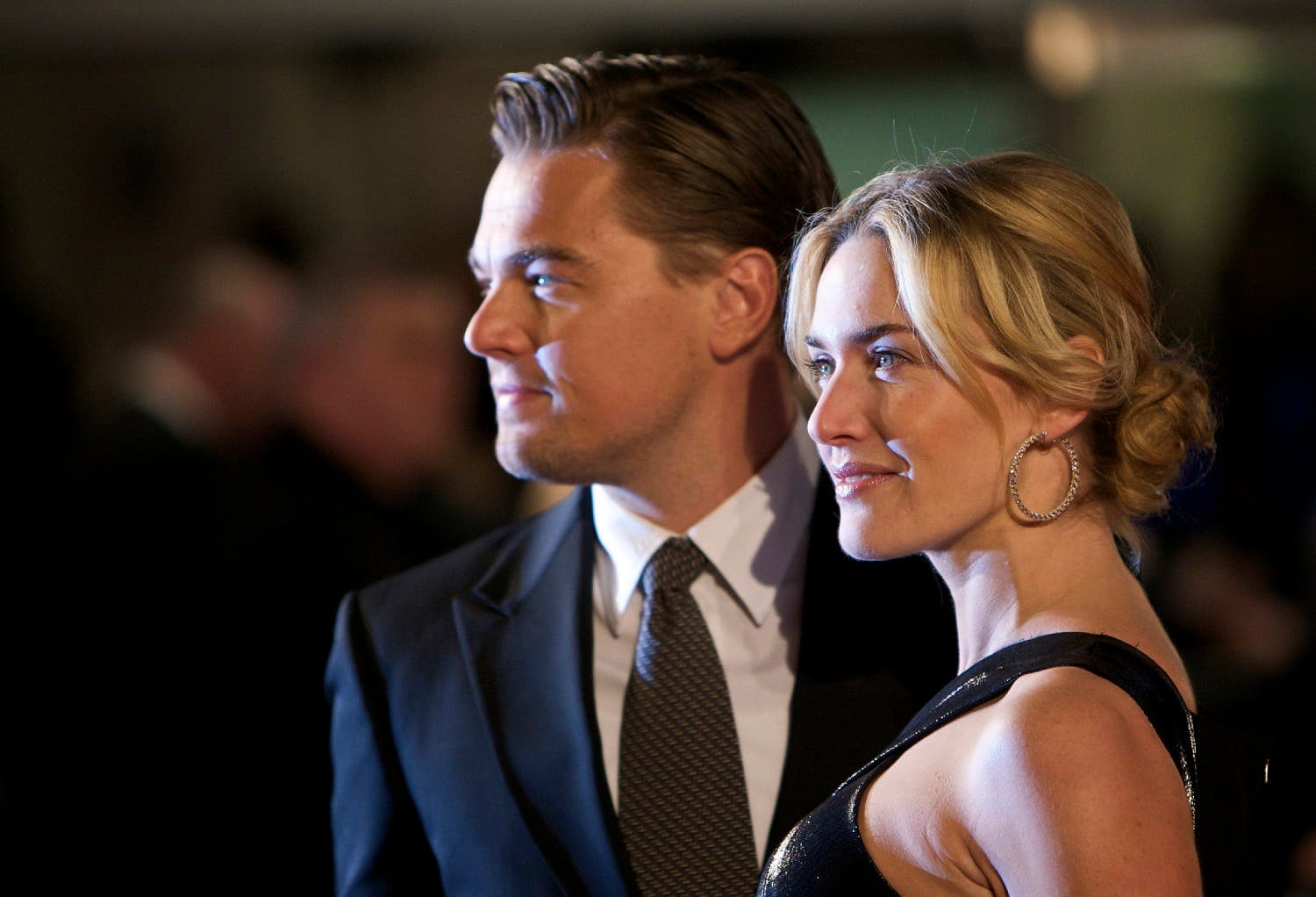 Winslet, 40, said she would be 'surprised' if DiCaprio did not land an Oscar on his sixth nomination. (File photo: AP)