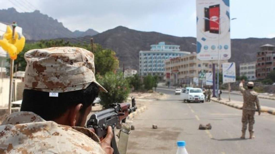انتشار أمني واسع في شوارع عدن