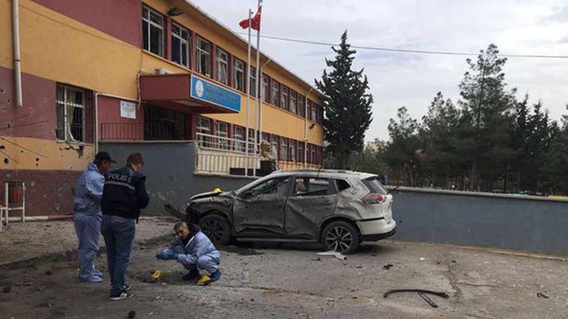 تفجير كيليس تركيا