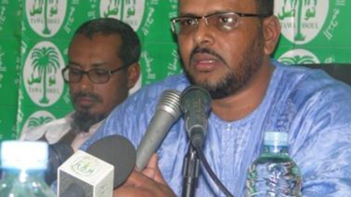 محمد جميل ولد منصور رئيس حزب تواصل الموريتاني