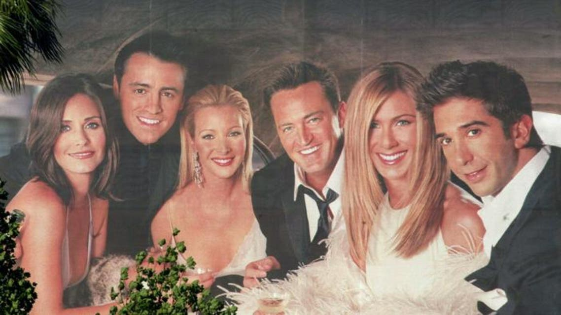 Possibility of the 'Friends' stars reuniting in some fashion was raised after NBC said it was gathering them for a Feb. 21 tribute episode. (File photo: Reuters)
