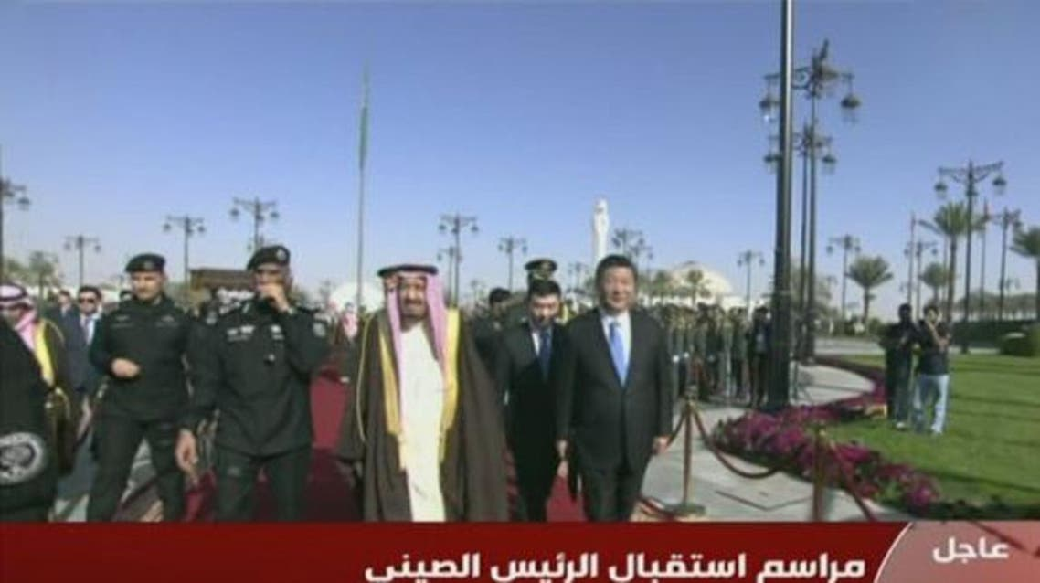 chinese president and selman