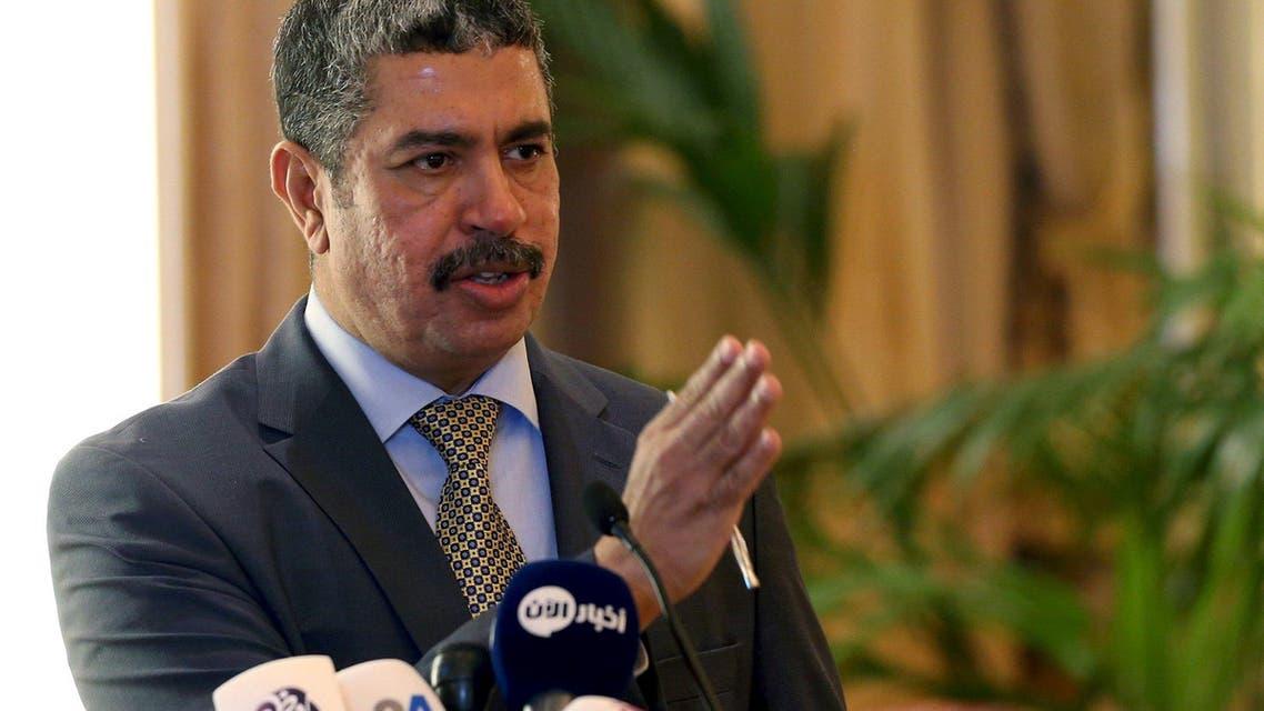 Khaled Bahah REUTERS