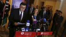 لیبیا کی قومی اتحاد کی حکومت میں شامل 32 وزراء کا اعلان