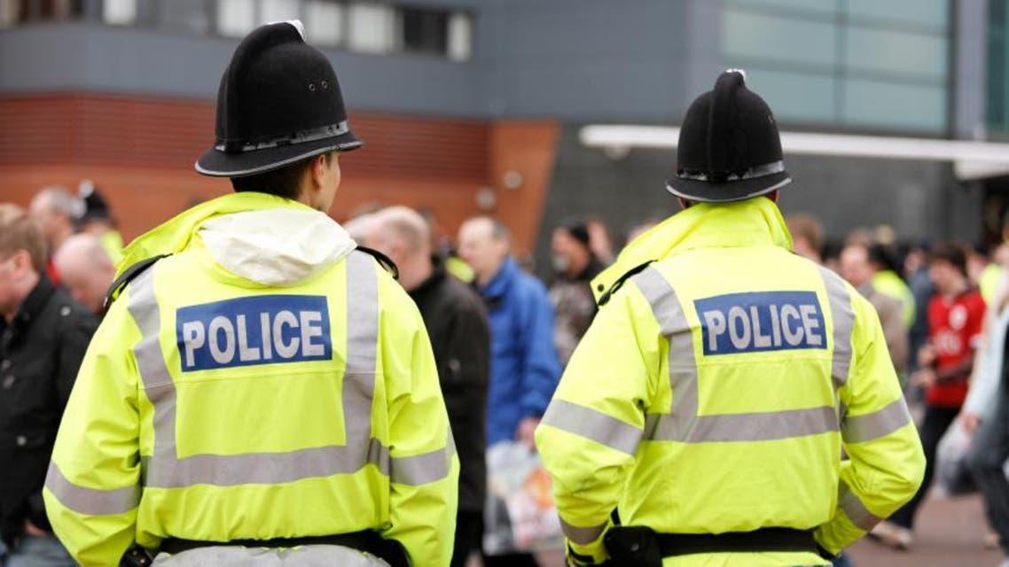 شرطة بريطانيا