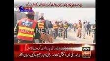 باچا خان یونیورسٹی پر حملہ، 25 افراد جاں بحق