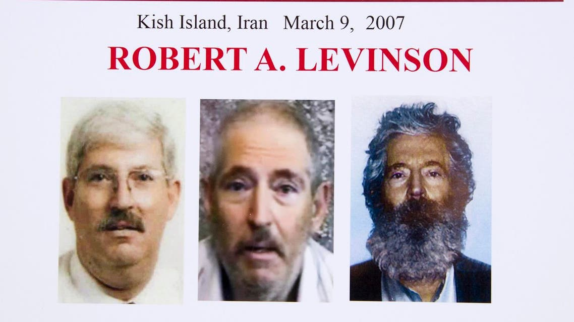 Levinson was working for the CIA and was supposed to meet with an informer about Iran's nuclear program when he disappeared. (AP)