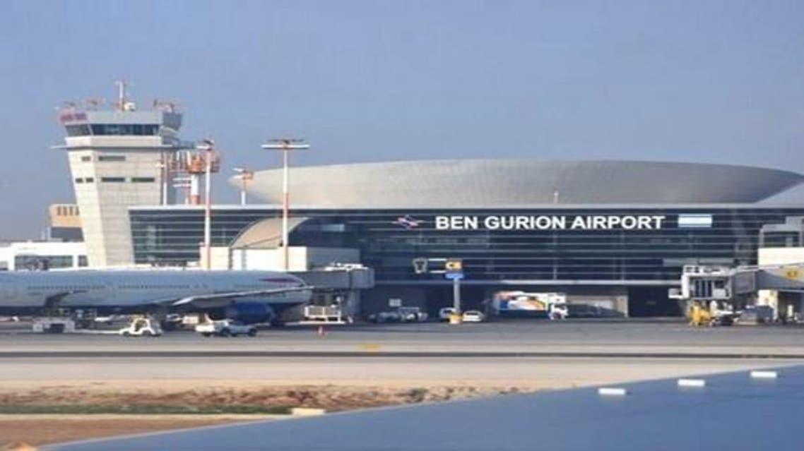 مطار بن غوريون تل أبيب