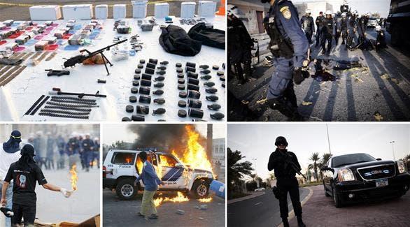 عمليات إرهابية في البحرين من قبل جماعات مدعومة إيرانيا