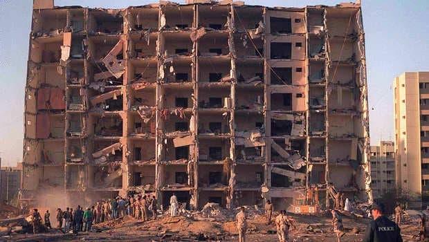 ضلوع إيران في تفجيرات الخبر عام 1996