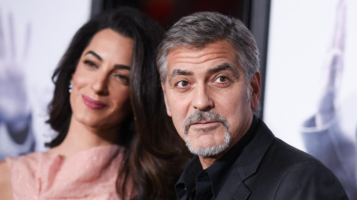 George Clooney and British actor David Oyelowo joined those calling for changes in the movie industry and at the Academy of Motion Picture Arts and Sciences. (AP)