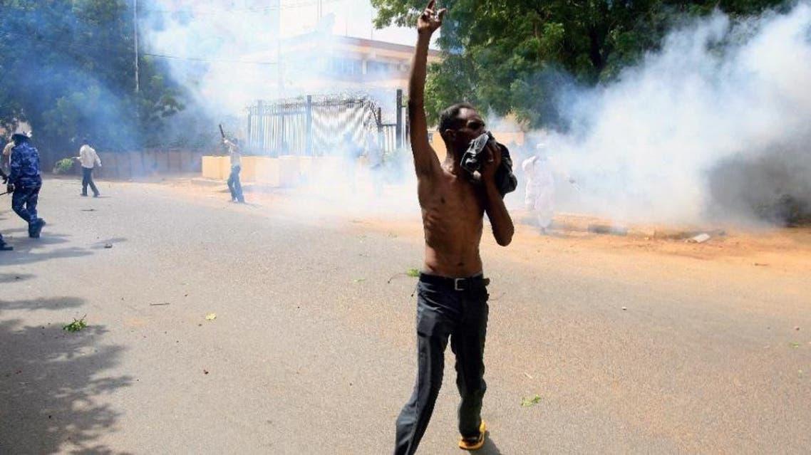 Sudan, Riot (AFP)