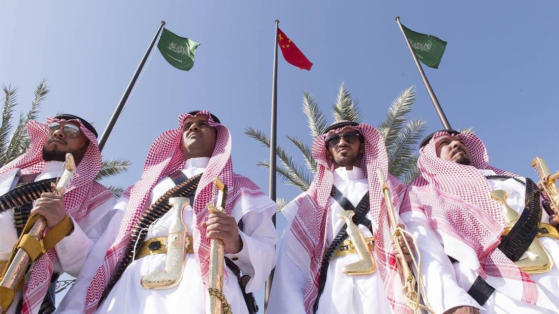 رقصة الخويا السعودية
