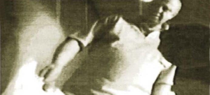 قبل اعتقاله تم تصوير سماحة بكاميرا سرية وهو يسلم رزما من المال لأحدهم ليقوم بتفجيرات في لبنان