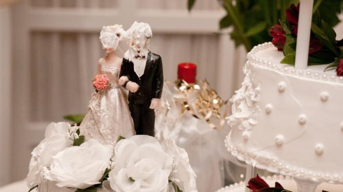 You may not always see eye to eye with certain people, they could be wedding planners, family members or your in-laws! (Shutterstock)