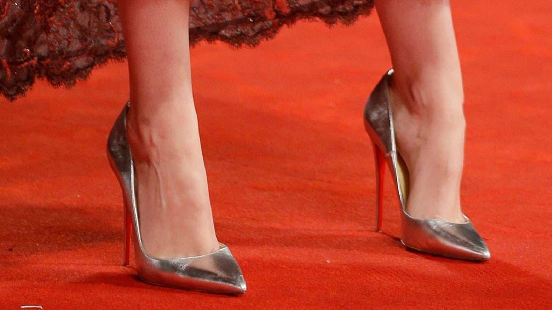 Heels perfectly gather all fashion's elements: art, innovation, aspiration, alchemy. (AP)