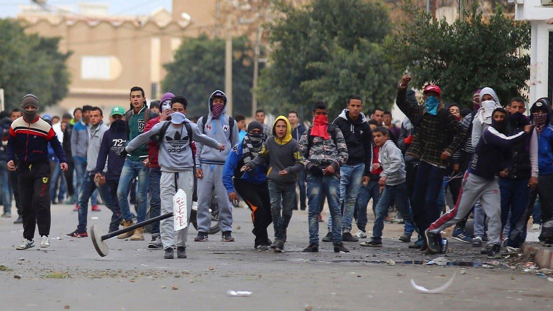 تونس احتجاجات