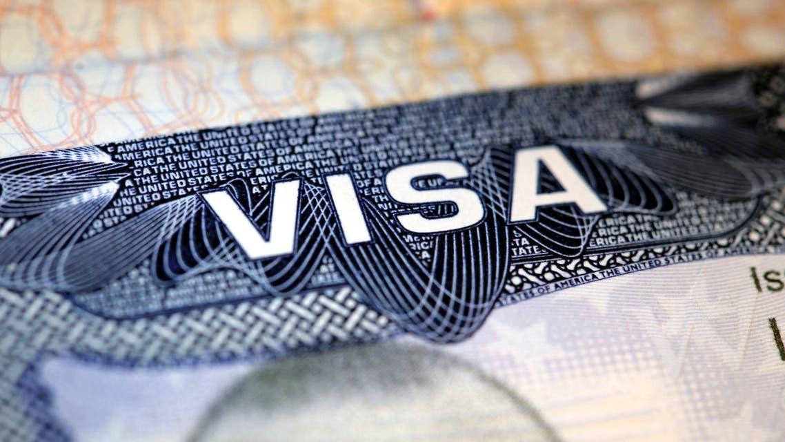 تأشيرة أميركية