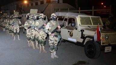 السيسي يجري تغييرات في قيادات الجيش المصري
