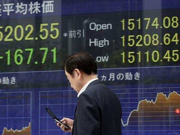 مؤشر نيكاي الياباني يغلق عند أعلى مستوى في 6 أسابيع