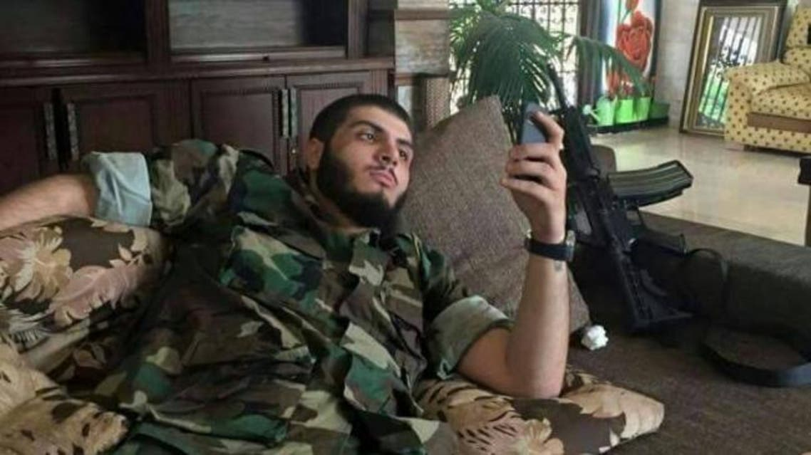 Suleiman al-Assad is a son of Syrian President Bashar al-Assad's cousin Hilal. (Photo : Facebook/ Suleiman al-Assad)