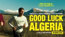 Good Luck Algeria.. فيلم عن رياضي جزائري