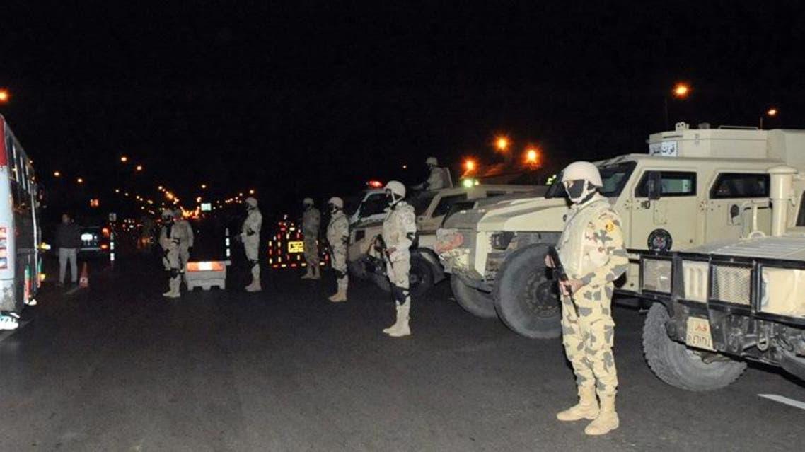 انتشار الجيش المصري القوات المسلحة المصري جيش مصر