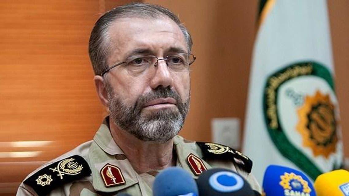 مساعد شؤون الاستخبارات في وزارة الداخلية الايرانية، اللواء حسين ذوالفقاري