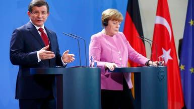 برلين وأنقرة تتفقان على إلغاء تأشيرة شنغن للأتراك