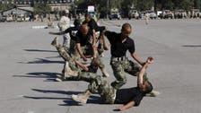 Report: UK, U.S., Russian troops in Libya