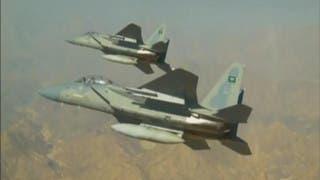 التحالف يقصف تعزيزات حوثية بالبيضاء ويدمر مركبات قتالية بصعدة