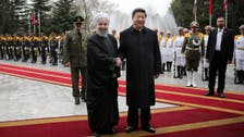Iranian, Chinese presidents agree to expand ties