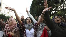 Tunisia government in talks with unions over wages - officials