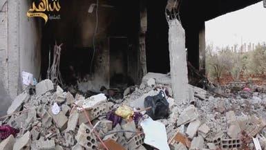 80 ألف نازح جراء هجمات الأسد على درعا