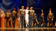 الباليه الروسي يبدع على مسرح محمد الخامس في الرباط