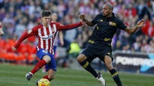 Madrid drops 1st pts under Zidane, Atletico leaves Barca top