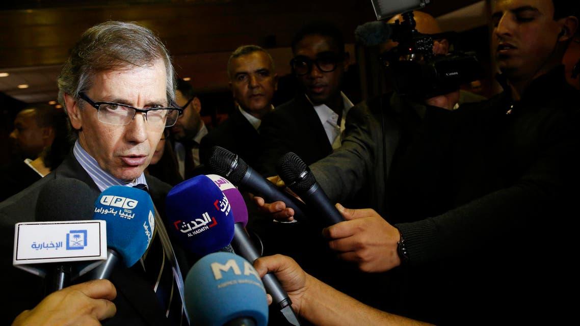 libya UN enovy AP