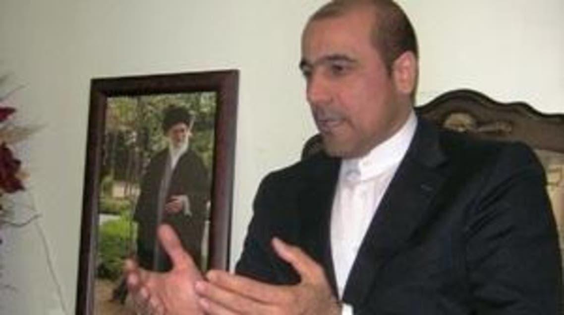 أمير موسوي - الملحق الثقافي بسفارة إيران في الجزائر