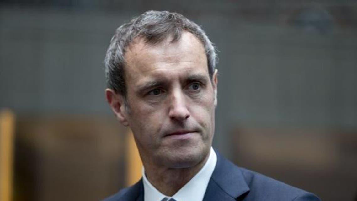 مدير الشرطة الأوروبية روب وينرايت