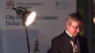 """عمدة لندن """"للعربية.نت"""": الكفاءات العلمية تصنع قادة الغد"""