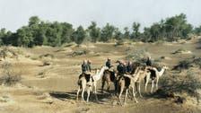 Empty Quarter explorers near Doha at end of 50-day desert trek