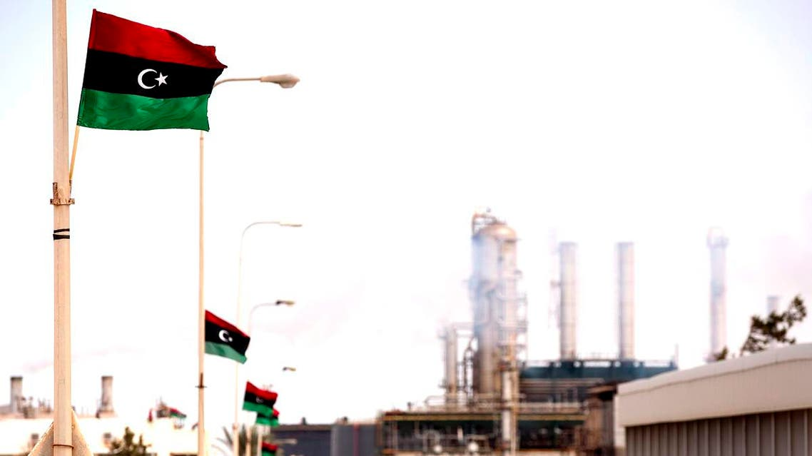 ليبيا - نفط