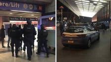إخلاء محطة قطار بروما بسبب رجل مسلح.. ببندقية بلاستيكية