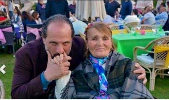 فيروز مع الفنان خالد الصاوي