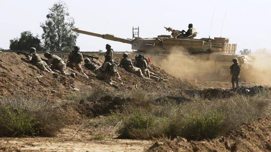 عمليات بغداد: مقتل 60 داعشيا بينهم انتحاريون
