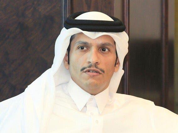 قطر کے نئے وزیر خارجہ الشيخ محمد بن عبدالرحمن آل ثاني