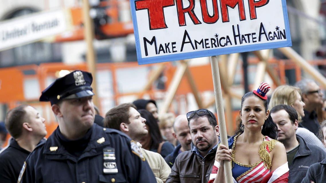 Protests against Trump