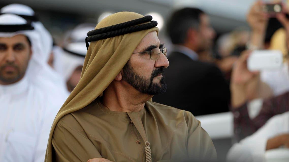 Dubai Ruler Sheikh Mohammad Bin Rashid Al Maktoum Reuters